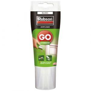 Image de Rubson Go Je Rebouche tube 50ml Mastic blanc