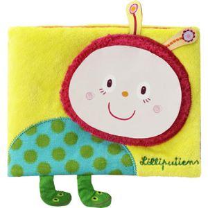 Lilliputiens Album photo Juliette pour bébé 10 photos