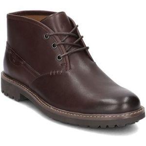 Clarks Montacute Duke, Bottes Classiques Homme, Marron (Chestnut Leather), 44 EU
