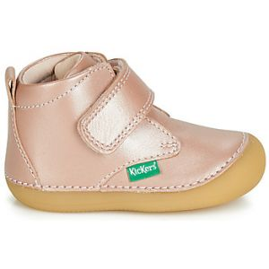 Kickers Boots enfant SABIO rose - Taille 18,19,20,22