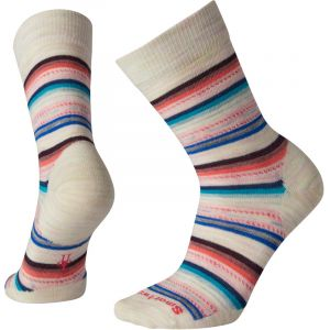 Smartwool Chaussettes Margarita - Moonbeam - Taille S