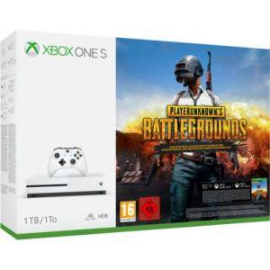 Microsoft Xbox One S 1 To + Playerunknown's Battlegrounds