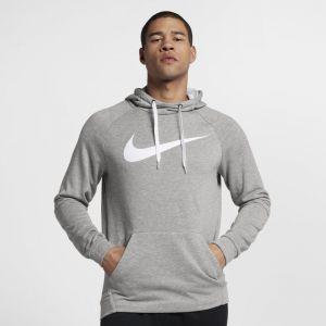 Nike Sweatà capuche de training Dri-FIT pour Homme - Gris - Taille M - Homme