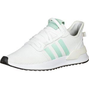 Adidas U_path Run Blanche Et Verte Femme 37 Baskets