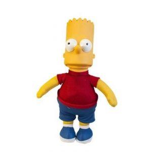 Lansay Peluche parlante Les Simpsons Bart (30 cm)