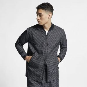 Nike Veste Sportswear Tech Pack pour Homme - Noir - Taille 2XL