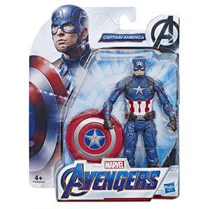 Hasbro Marvel Avengers Endgame - Figurine Captain America - 15 cm