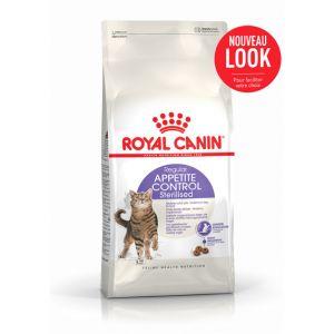 Royal Canin Sterilised Appetite Control - Sac 4 kg
