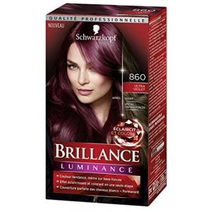 Schwarzkopf Brillance Luminance - Coloration 860 Ultra Violet 860