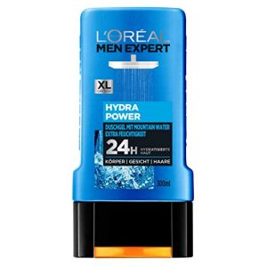 L'Oréal Men Expert Hydra Power - Mountain water duschgel 24H