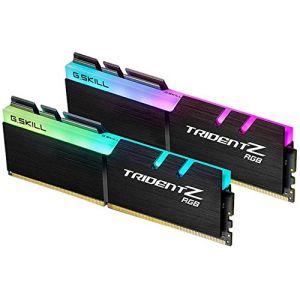 G.Skill Trident Z RGB 16 Go (2x 8 Go) DDR4 3000 MHz CL14