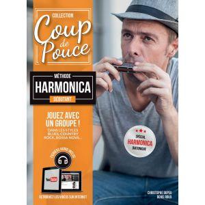 Coup de pouce Débutant Harmonica - Roux D.