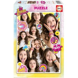 Educa Puzzle Soy Luna 500 pièces