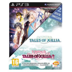 Tales Of Xillia 1 + Tales Of Xillia 2 [PS3]