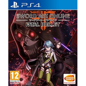 Sword Art Online Fatal Bullet sur PS4