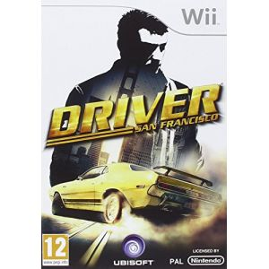 Driver San Francisco [import anglais] [Wii]