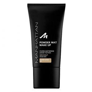 Manhattan Powder Mat Make Up 83 Warm Sand