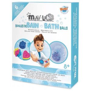 Buki France Mini Lab - Bombes de Bain
