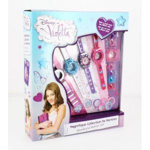 Taldec T14700 - Set de montres Violetta pour filles