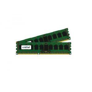 Crucial CT2K8G3W186DM - Barrettes mémoire pour Mac 16 Go (2 x 8 Go) DDR3 1866 MHz ECC CL13