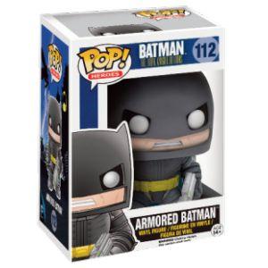 Funko Figurine Pop! Batman : Dark Knight Batman en armure