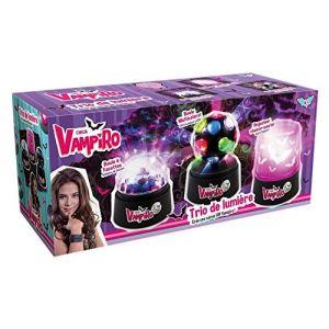 Canal Toys Trio de lumière Chica Vampiro