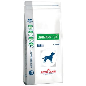 Royal Canin Veterinary Diet Urinary S/O (LP 18) - Croquettes pour chien sac de 7,5 kg