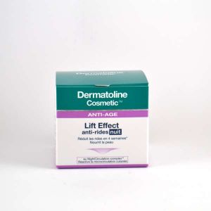 Somatoline Cosmetic Lift Effect - Anti-rides nuit