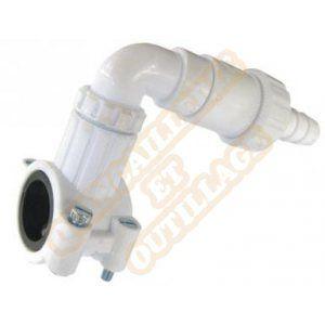 KIT VIDAGE POUR TUBE PVC 32 ET 40 2500447