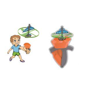 Kids Work Vortex Flying Spin