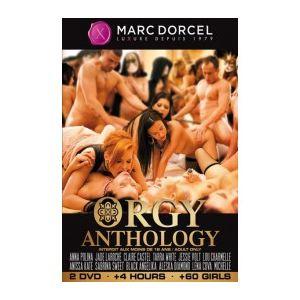 DVD - réservé Orgy Anthology