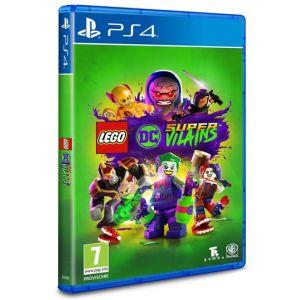 LEGO DC Super-Vilains [PS4]