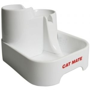 Pet Head PET MATE Fontaine animaliere 335 - Pour chat - PET MATE Fontaine animalière 335 - Capacité : 2L - Pour chat.