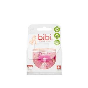 Bibi Sucette animal tétine silicone 0-6 mois 1 pc