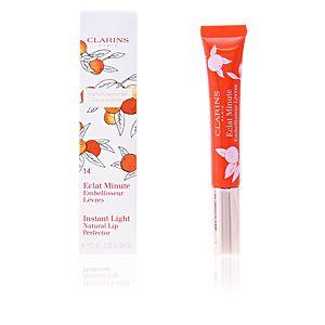 Clarins Eclat Minute 14 Juicy Mandarin - Embellisseur lèvres