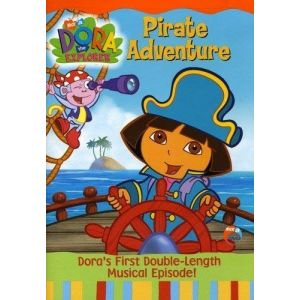 Dora The Explorer: Pirate Adventure [Import anglais] [DVD]