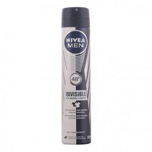Nivea Men Invisible for Black & White - Déodorant spray anti-traces 48h