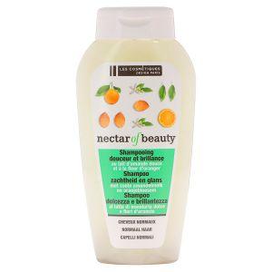 Nectar of beauty Shampooing douceur et brillance au lait d'amande douce