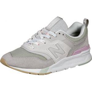 New Balance 997 Grise Et Rose Femme 37 Baskets