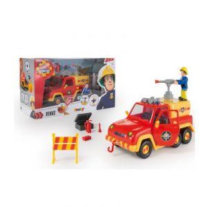 Simba Toys Camion de Sam le Pompier : Pick-Up Venus