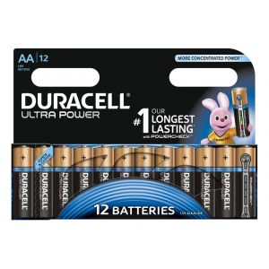 Duracell Ultra Power AA (par 12)