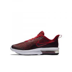 Nike Chaussure Air Max Sequent 4 pour Enfant plus âgé - Rouge Rouge - Taille 38