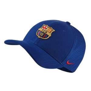 Nike FC Barcelone Snapback Classic 99 - Bleu Marine/Bordeaux