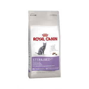 Royal Canin Sterilised37 Croquettes chat adulte stérilisé 400 g + 400 g offerts