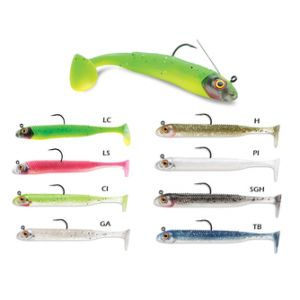 "Storm 360 GT Searchbait Minnow Pêche Appât, 360GT Searchbait Minnow 3.5"", Gaga, 1/8 oz/3.5"