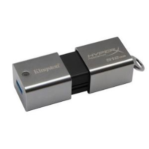 Kingston DTHXP30/512GB - Clé USB 3.0 DataTraveler HyperX Predator 512 Go