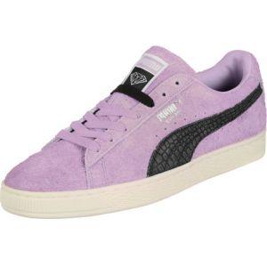 Puma Suede Diamond chaussures violet 43 EU