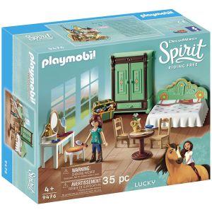 Playmobil 9476 - Chambre de Lucky