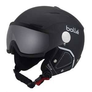 Bollé Casque De Ski/Snow Backline Visor Prenium Soft Black & White Modulator 56-58 56/58