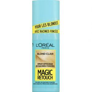 L'Oréal Spray effaceur de racines foncées, blond clair